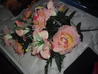 Отдается в дар букет цветов исскуственных
