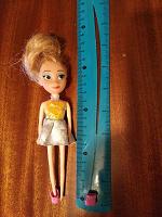 Отдается в дар Кукла, куколка… для девочек