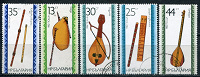 Отдается в дар Набор «Народные инструменты», Болгария