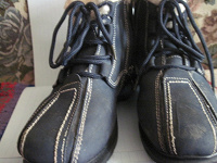 Отдается в дар ботинки зимние
