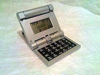 Отдается в дар Китайские часы-календарь-калькулятор