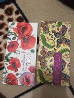 Отдается в дар 2 открытки-конверты
