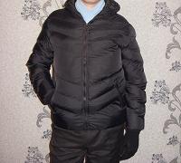 Отдается в дар Куртка мужская зимняя.Новая