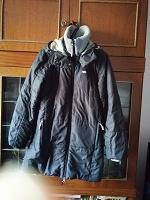 Отдается в дар Пальто-куртка Adidas