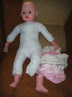 Отдается в дар Кукла под восстановление мастерицам