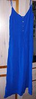 Отдается в дар Голубой сарафан 48 размер