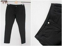 Отдается в дар Черные брюки