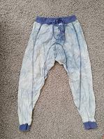 Отдается в дар Летние джинсы с мотнёй