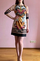 Отдается в дар Женское платье размер 40-42