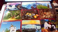 Отдается в дар Календари в коллекцию