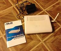 Отдается в дар Роутер с Wi-Fi