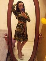 Отдается в дар Ретро платье