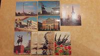Отдается в дар Календарики «Города и памятники»