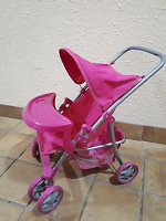 Отдается в дар Детская коляска до 3-ех лет
