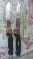 Отдается в дар Японские кухонные ножи.