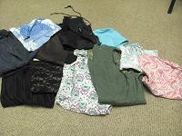 Отдается в дар Одяг жіночий літній