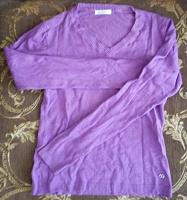 Отдается в дар Фиолетовый свитер