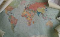 Отдается в дар карты периода СССР