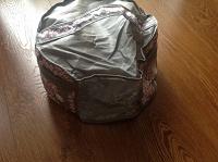 Отдается в дар Кофр мягкий для шляп или шапок. 2 штуки.
