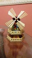 Отдается в дар Сувенир «Мельница» деревянная