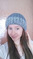 Отдается в дар Теплая шапка 52-54 объем головы