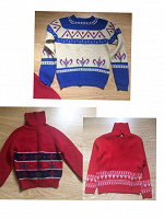 Отдается в дар Детские свитерочки