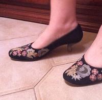 Отдается в дар Туфли размер 39