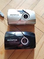 Отдается в дар Пленочные фотоаппараты Olympus mju-II