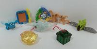 Отдается в дар Игрушки из шоколадных яиц
