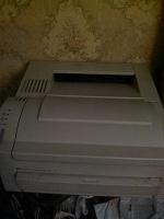 Отдается в дар принтер лазерный HP 4L