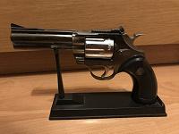 Отдается в дар Зажигалка-револьвер