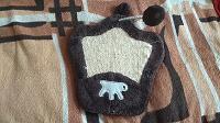 Отдается в дар когтеточка с ковриком