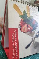 Отдается в дар Книга рецептов