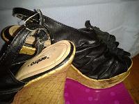 Отдается в дар туфли летние(босоножки)