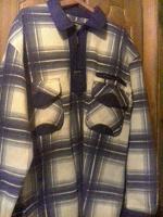Отдается в дар Рубашка-куртка мужская