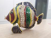 Отдается в дар Шкатулка рыбка