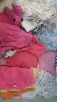Отдается в дар Детская одежда 62-68 размера для девочки