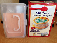 Отдается в дар Набор для декорации торта