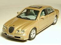 Отдается в дар Jaguar S-Type (Масштаб 1-72)