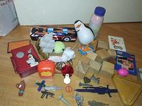 Отдается в дар Мешок всяких игрушек