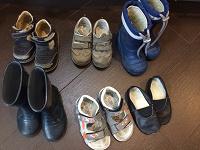 Отдается в дар Обувь детская Р 24-25