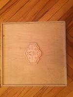 Отдается в дар Деревянная коробка.