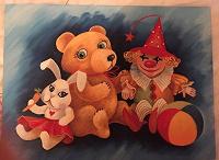 Отдается в дар Картинка в детскую.