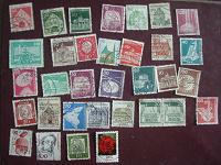 Отдается в дар Почтовые марки Германии (2 фото)