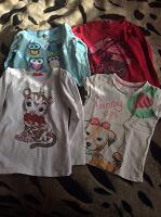 Отдается в дар Детская одежда на 4-5 лет