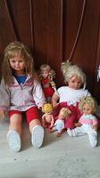Отдается в дар Куклы моего детства.