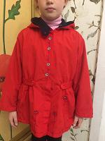 Отдается в дар Пальто — курточка