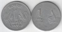 Отдается в дар Монеты Индии.
