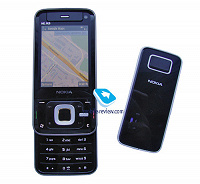 Отдается в дар Nokia Bluetooth GPS Module (GPS-модуль Nokia LD-4W)