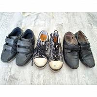 Отдается в дар Обувь на мальчика — 36 размер